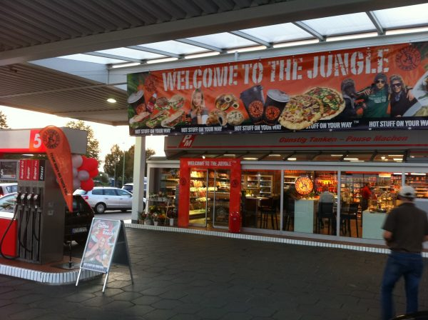 German convenience market is reshaped by global trends