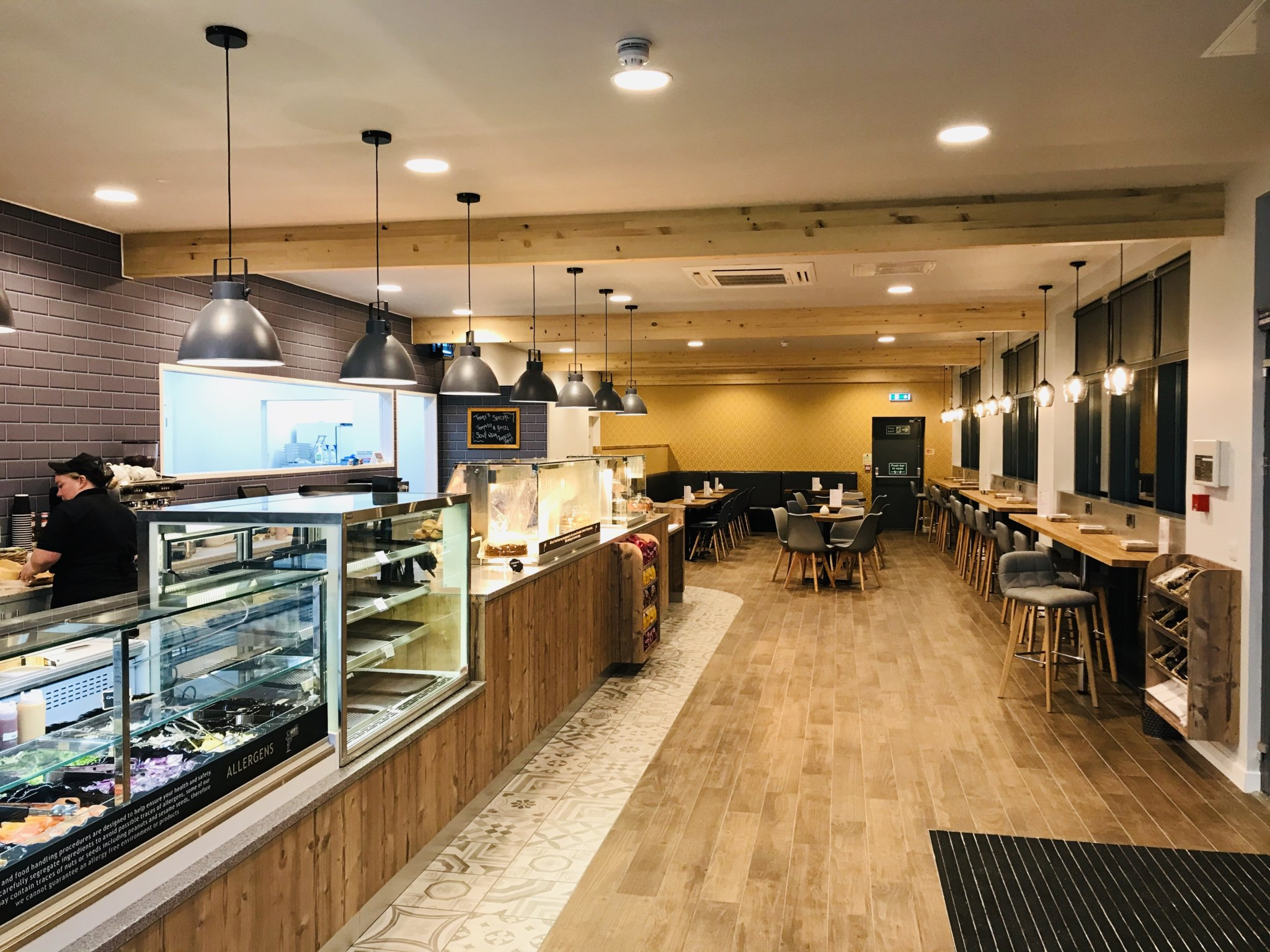 David S Kitchen Pushes The Convenience Envelope In Scotland Global C Store Focus